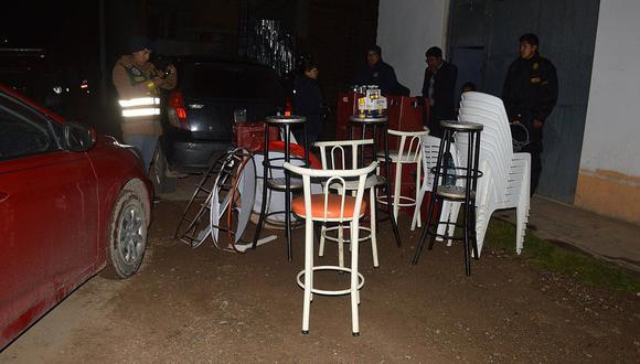 """Comuna puneña multó con 20 UITs a night club """"Casa Blanca"""""""