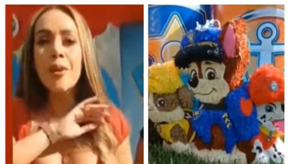 Dorita Orbegoso fue criticada por Magaly TV La Firme (ATV)