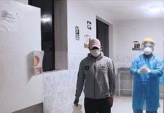 La Libertad: Joven recibe aplausos tras ganarle la batalla a coronavirus en la provincia de Otuzco