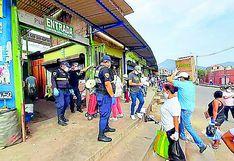 Comerciantes de mercado El Progreso tienen COVID-19