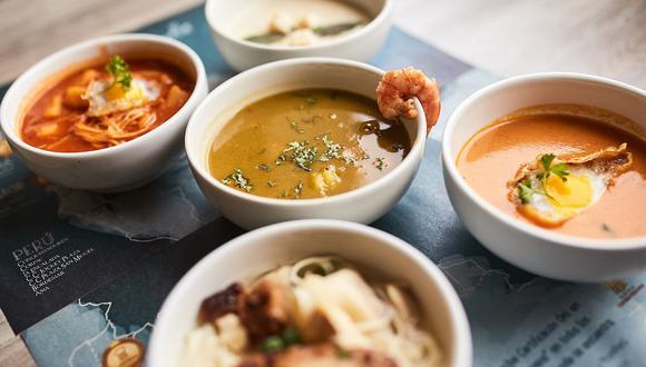 Festival de sopas para disfrutar en este invierno