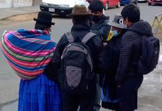 Tacna: Familiares exigen tenencia de niña que sobrevivió a parricidio