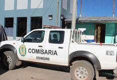 Ambulancia con paciente y trabajadores de salud volcó en la vía Chupa-Azángaro