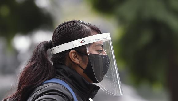 La ONPE dispuso medidas para que las elecciones sean seguras y sin riesgo de contagio del COVID-19 el 11 de abril. (Foto: ALFREDO ESTRELLA / AFP)