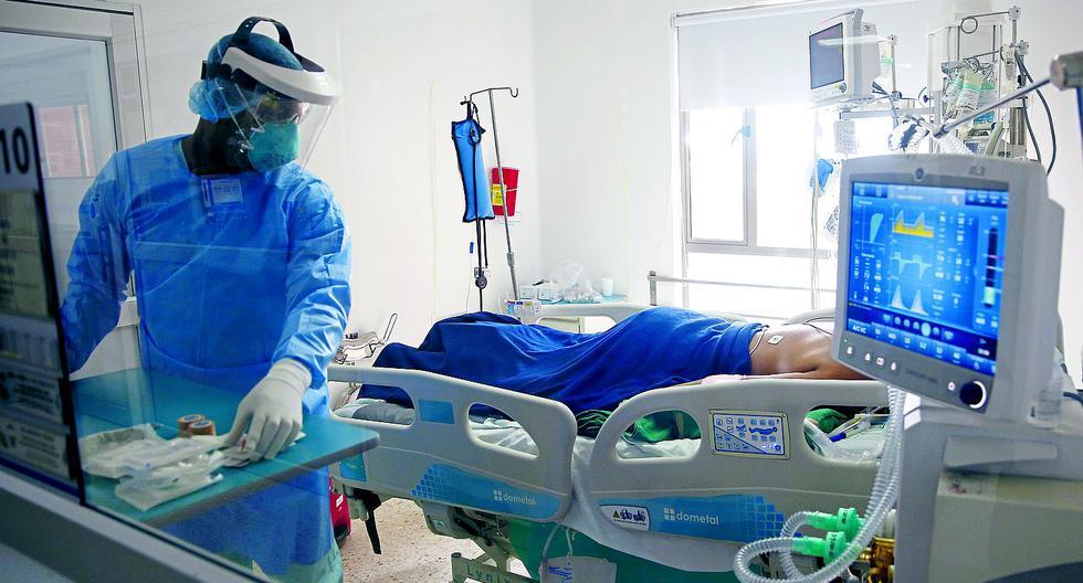 1672 pacientes son dados de alta de hospitales en Junín, pero 321 aún están en situación crítica
