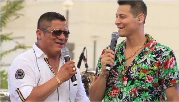 Luigui Carbajal no se queda callado y le responde a líder de 'Clavito y su Chela' (FOTO)