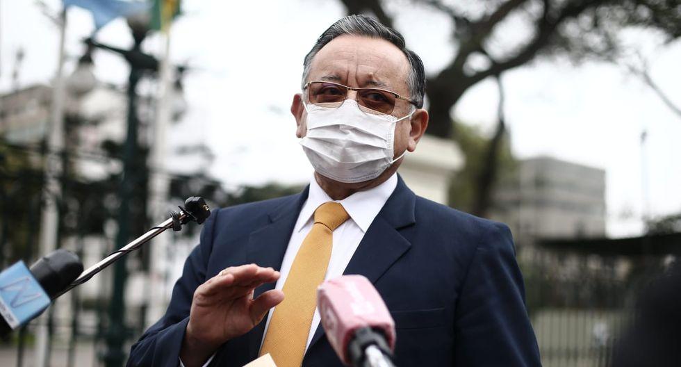 """Edgar Alarcón: """"Cuento con el respaldo por unanimidad de la bancada de Unión por el Perú"""""""