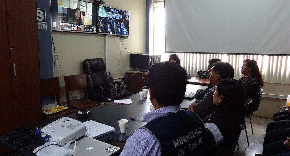 Ministerio de Salud inauguró diez teleconsultorios en Amazonas, Ucayali y la Libertad