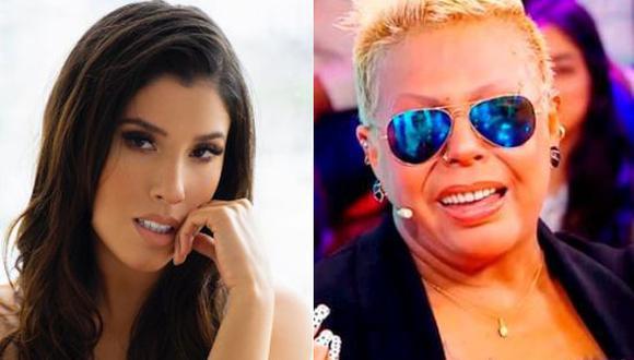 Yahaira Plasencia y Lucía de la Cruz cantarán juntas. (Instagram/GEC)