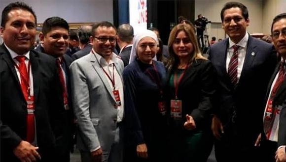 Seis de los siete congresistas de La Libertad votaron a favor de nuevo presidente Sagasti