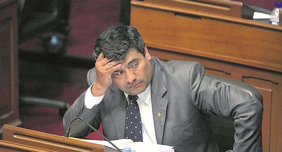 Wilder Ruiz es investigado por la Comisión de Ética tras supuesto despido arbitrario de extrabajadora