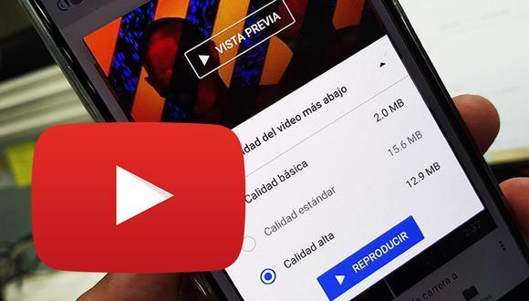 ¿Se puede descargar videos de YouTube legalmente y verlos en alta resolución? Estos son los pasos que debes seguir. (Foto: YouTube)