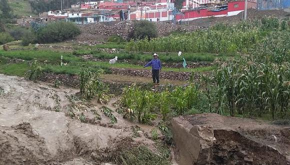 Huaico afecta a pobladores de la comunidad de Ataspaca
