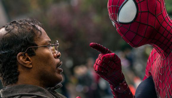"""Super Bowl: Nuevo tráiler de """"El sorprendente Hombre Araña: ¡El Poder De Electro!"""""""