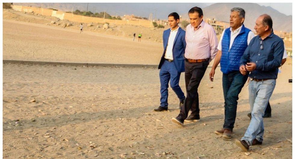 Anuncian obras de Reconstrucción con Cambios en El Porvenir