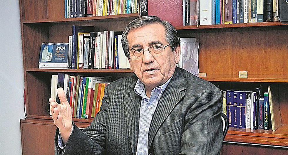 """Jorge del Castillo denuncia """"extraño robo"""" en local de Alianza Popular"""
