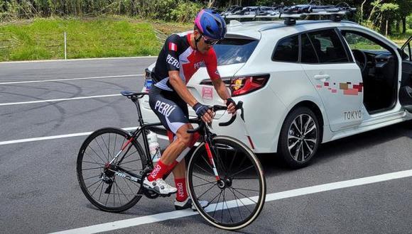 Royner Navarro abandonó la competencia en el kilómetro 162. (Foto: IPD)