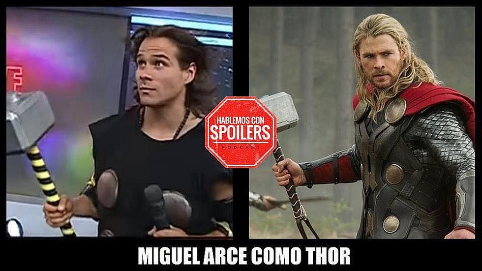 'Avengers Infinity War': Mira los memes de los personajes al estilo 'Cholywood'