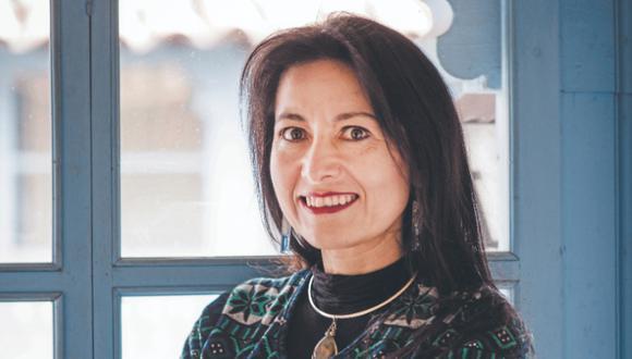Karina Pacheco ha ganado el Premio Regional de Novela 2008 del Instituto Nacional de Cultura de Cusco y La voluntad del molle (Foto: Difusión)