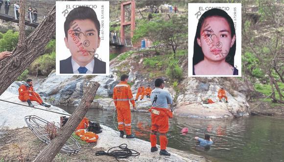 El cadáver de la estudiante de psicología fue hallado flotando en la orilla, cerca estaba una mototaxi y pertenencias.