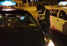 Puno: Intervienen a vehiculos que prestaban servicio público sin documentos