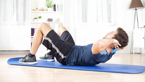 ¿Cómo puedes perder peso en esta cuarentena? Te damos una serie de ejercicios que puedes hacer en casa.