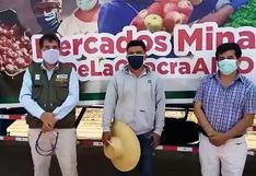 Realizarán ferias de la papa en la ciudad de Lima en apoyo a los pequeños productores de Ica