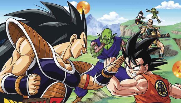 Serie Dragon Ball Z llegaría a Netflix