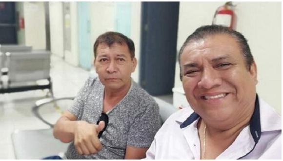 Hermano de Manolo Rojas fallece a causa del COVID-19.