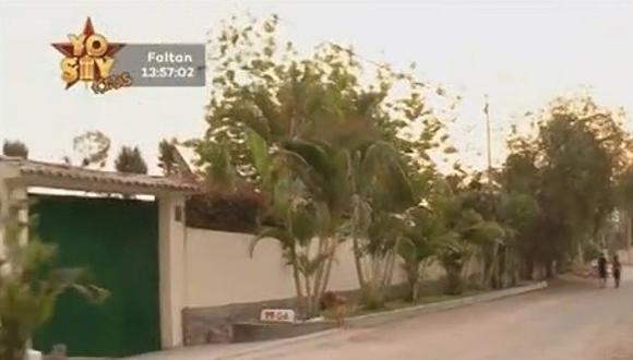 Denuncian que delincuentes venezolanos asaltaron a una familia en vivienda de Cieneguilla (VIDEO)