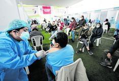12 millones de personas ya están vacunados contra el COVID-19 en el país