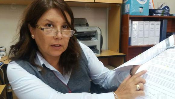 "Procuradora dice que GRA busca destituirla ""por mala fe"""
