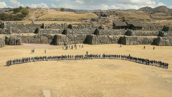 Desmienten hallazgo de nuevos muros incas en Sacsayhuamán