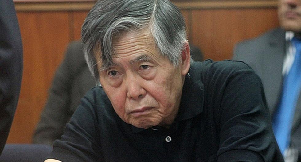 Rechazan recurso de Alberto Fujimori para suspender su reingreso a un penal