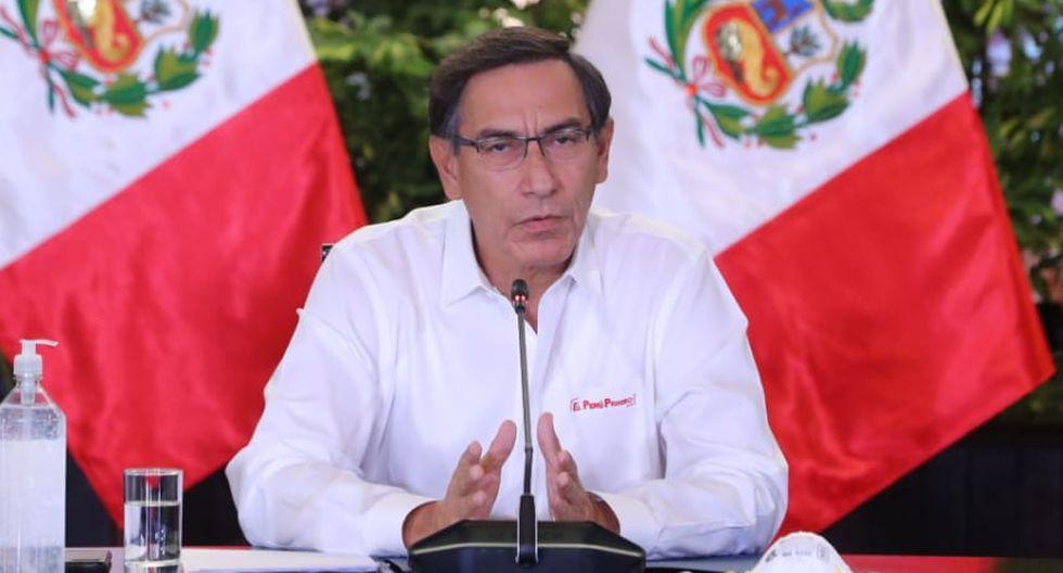 (Foto: Palacio de Gobierno)