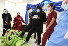 """Gestantes """"pisan"""" al COVID-19 durante campaña de vacunación"""