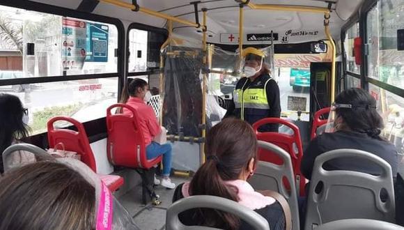 La ordenanza municipal obliga a que los transportistas exijan que los usuarios cuenten con este implemento.