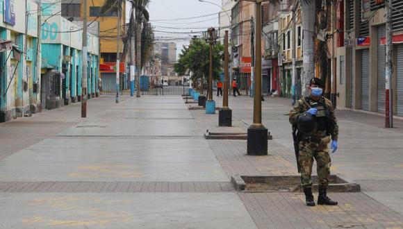Los ciudadanos de Lima deberá cumplir inmovilización social obligatoria los domingo.  (Foto: GEC)