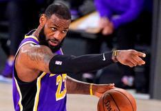 LeBron James no pudo resistirse a esta oferta de los Lakers para renovar