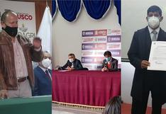 Cambian a siete funcionarios en el Gobierno Regional de Cusco