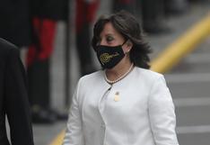 "Dina Boluarte sobre insulto de Guido Bellido: ""Respetos guardan respetos"""