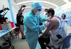 Alistan cierre de brechas de vacunación en Arequipa