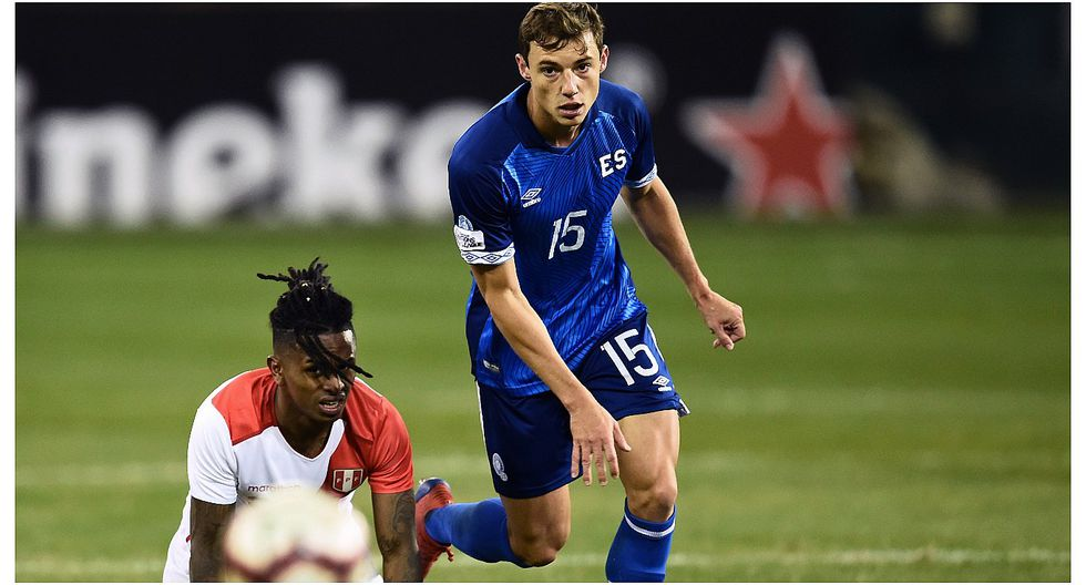 Selección peruana perdió 2-0 ante El Salvador en los Estados Unidos (VIDEO)