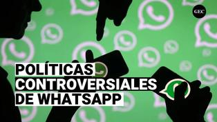 Las nuevas y controversiales políticas de WhatsApp