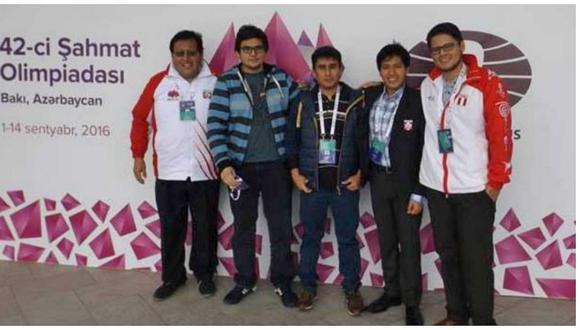 Olimpiadas de Ajedrez: Ellos integran el equipo que logró ubicarse en el Top 10 del mundo
