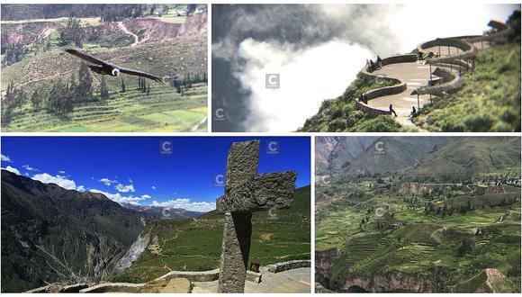 El valle del Colca alcanza la jerarquía 4 de los recursos turísticos, con reconocimiento del Ministerio de Comercio Exterior y Turismo