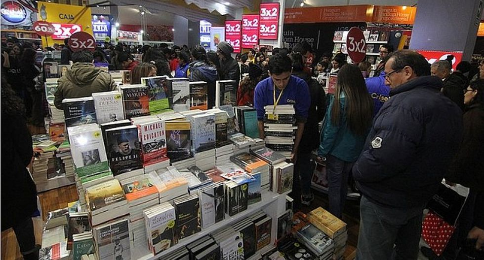 Conoce las novedades que traerá la Feria Internacional del libro de Lima
