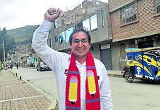 Virtual congresista por Perú Libre fue acusado de planear atentado contra ex edil