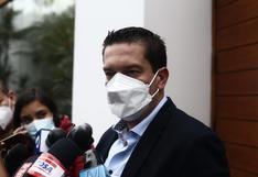 """Miguel Torres, vocero de Fuerza Popular: """"Desde ayer hemos cortado contacto con Keiko Fujimori y apelaremos"""""""