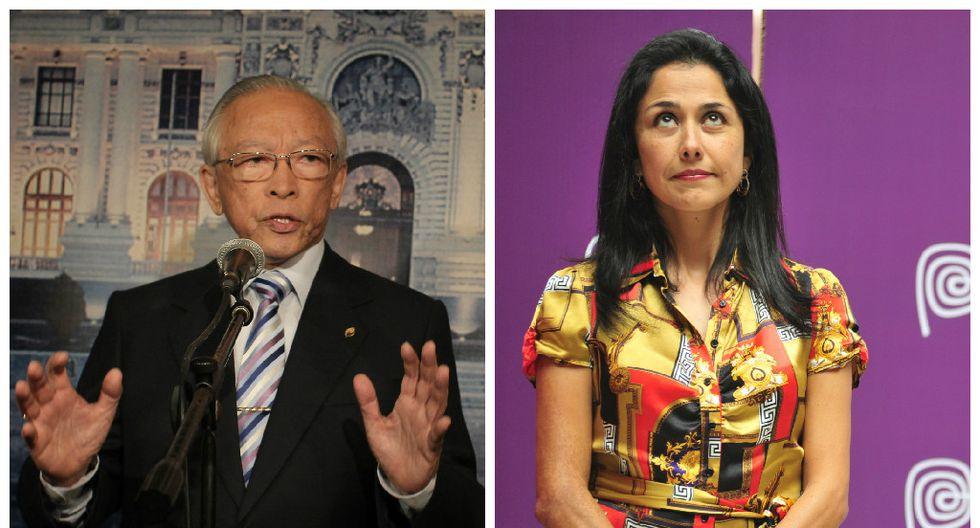 """Humberto Lay a Nadine Heredia: """"Basta de evasivas, sométase a las investigaciones"""""""